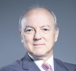 Jérôme Ferrier, President of the International Gas Union and the French Gas Association