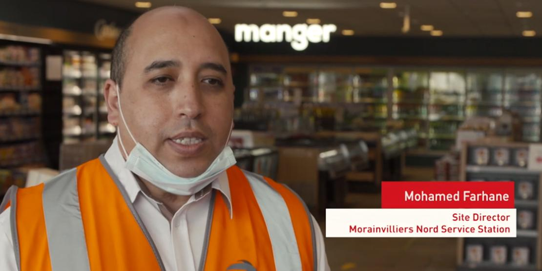 Mohamed Farhane – Site Director at Morainvilliers