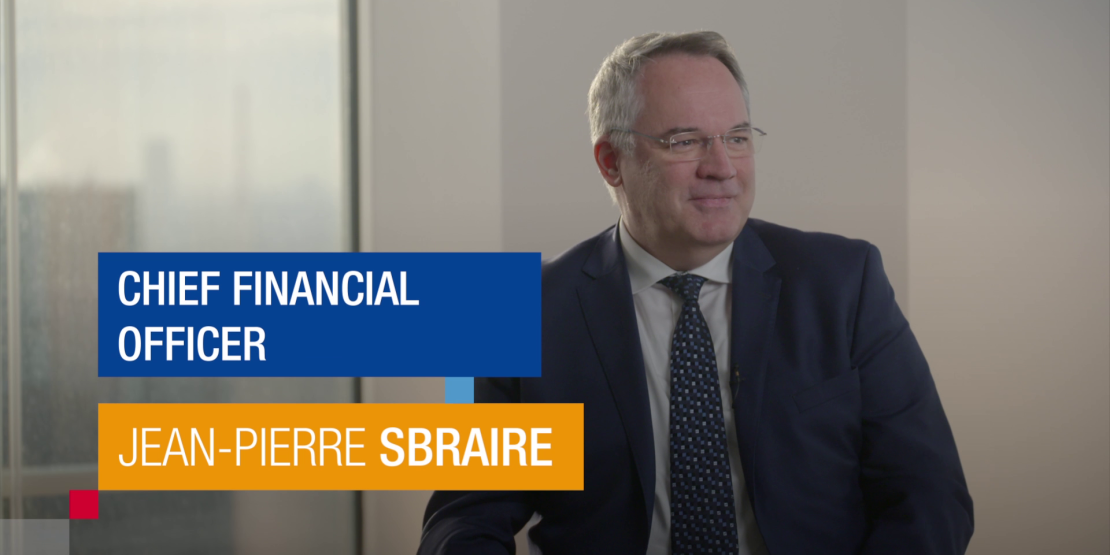 Video interview of Jean-Pierre Sbraire, Chief Financial Officer, on the Third Quarter 2019 Results