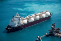 LNG Carrier in Algeria