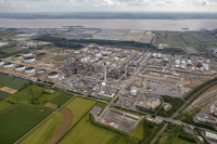 Lindsey Oil Refinery in the United Kingdom