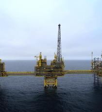 The Culzean project in the British North Sea