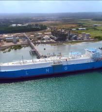 Total, a leading LNG player