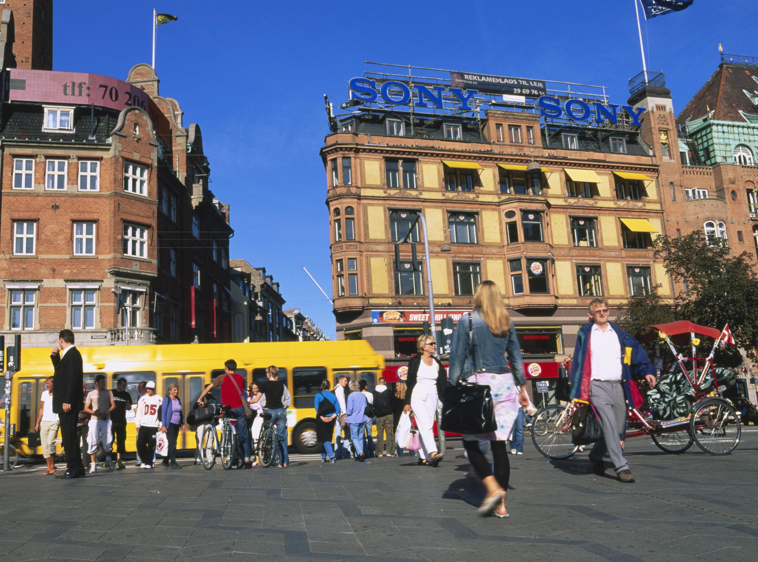 Sites de rencontres en ligne au Danemark