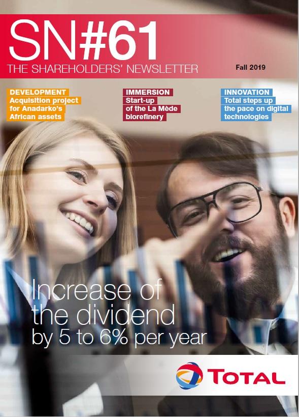 sharehoders' newsletter 61