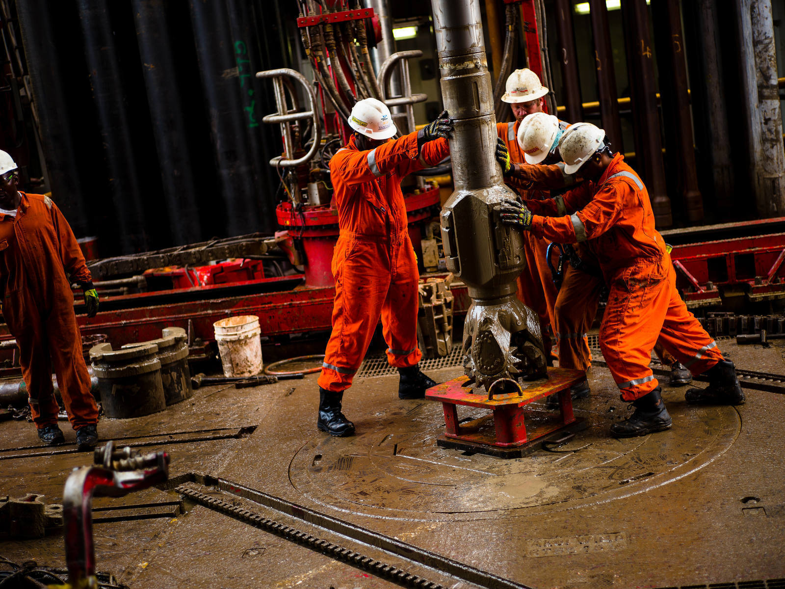 Oil and Gas Exploration & Production: Total's Areas of