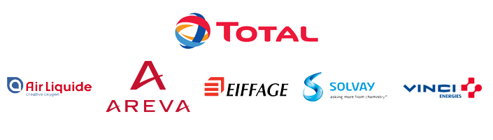 Total and partners Plant 4.0