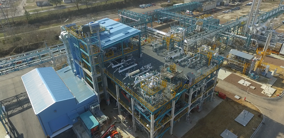 Carling : the renaissance of a petrochemical site