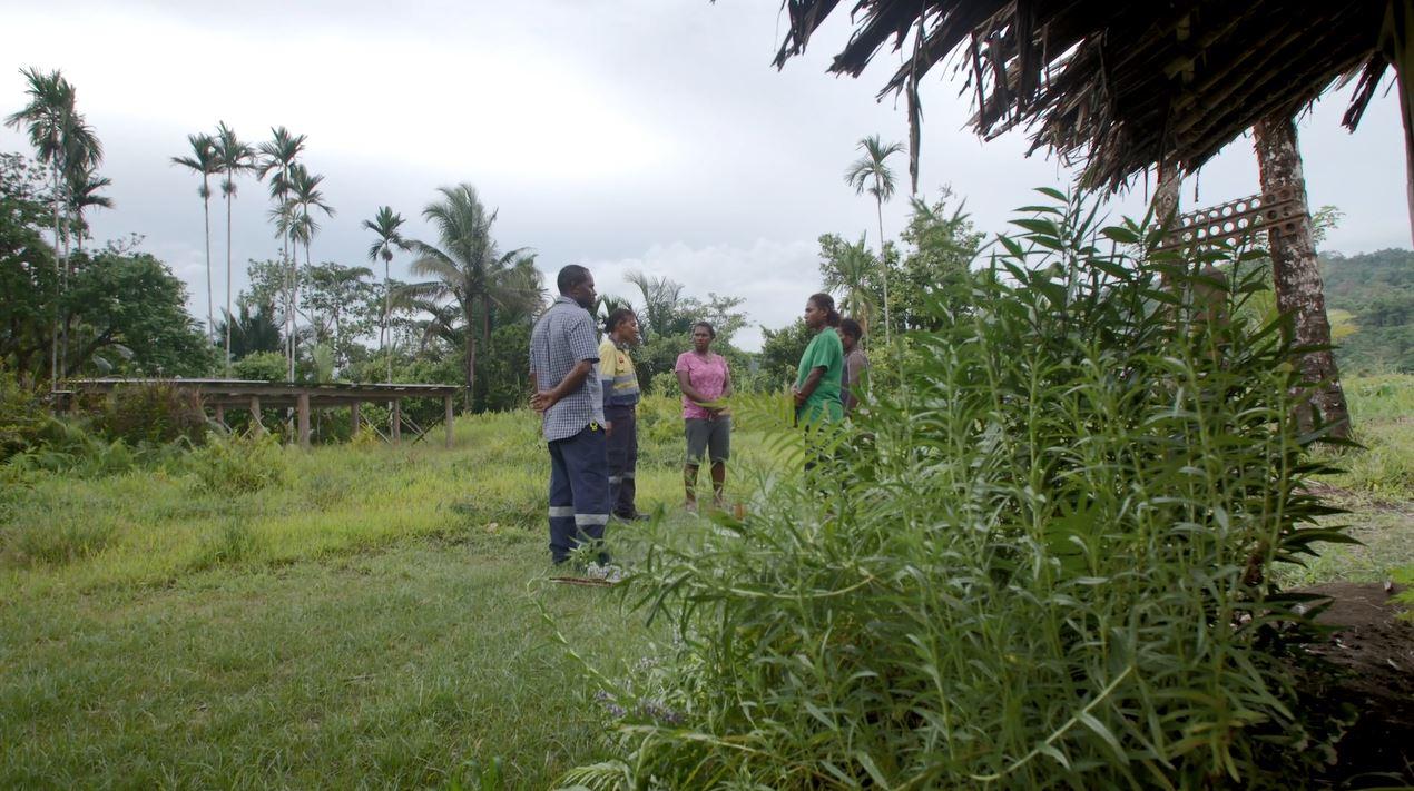Mission sociétale en Papouasie-Nouvelle-Guinée